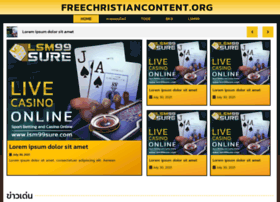freechristiancontent.org