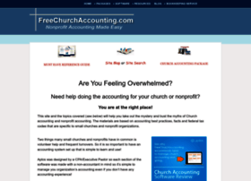 freechurchaccounting.com