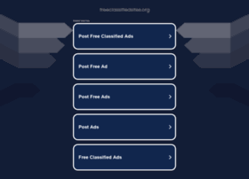 freeclassifiedsites.org