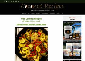freecoconutrecipes.com