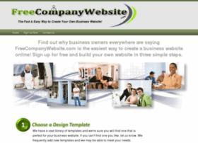 freecompanywebsite.com