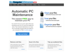 freecomputermaintenance.com