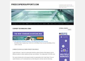 freecopiersupport.com