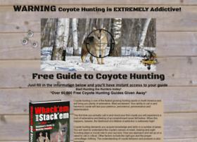 freecoyotehuntingguide.com