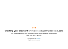freecram.com