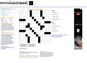 freecrosswordpuzzles.com.au