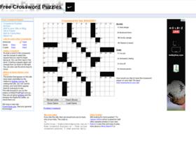 freecrosswordpuzzles.com.au