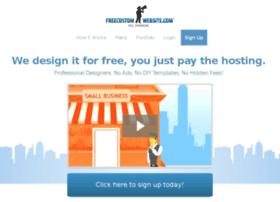 freecustomwebsite.me
