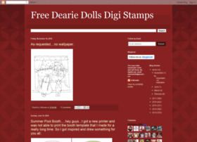 freedeariedollsdigistamps.blogspot.com