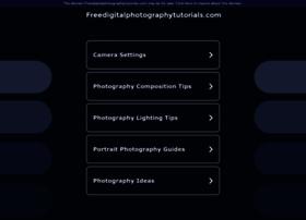 freedigitalphotographytutorials.com