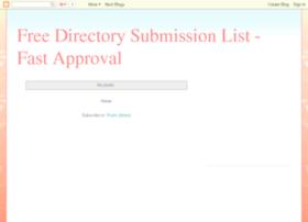 freedirectorysubmissionlists.blogspot.in