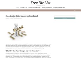 freedirlist.com