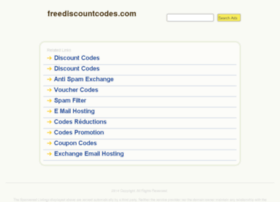 freediscountcodes.com