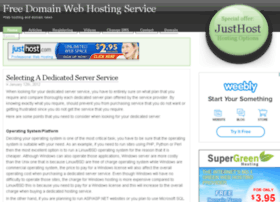 freedomainwebhostingservice.com