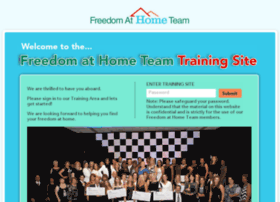 freedomathometraining.com
