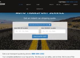 freedomautotransport.net