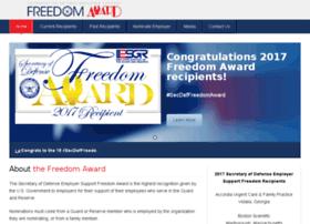 freedomaward.mil