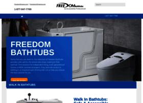 freedombathtubs.com