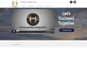 freedombuilderinfo.com