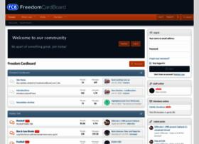 freedomcardboard.com