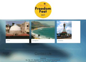 freedomfest.swecha.org
