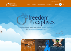 freedomforcaptives.com