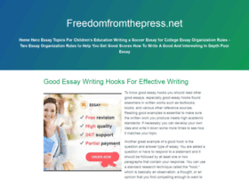 freedomfromthepress.net