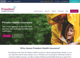 freedomhealthinsurance.co.uk