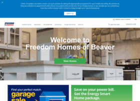 freedomhomesofbeaver.com