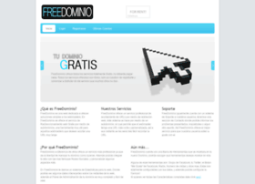 freedominio.com