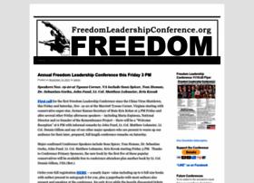 freedomleadershipconference.org