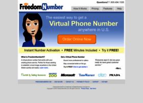 freedomnumber.com
