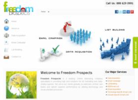freedomprospects.com