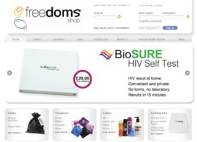 freedoms-shop.nhs.uk