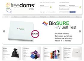 freedoms-shop.nhs.uk