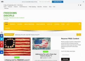 freedomsdisciple.com