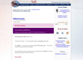freedomyell.com