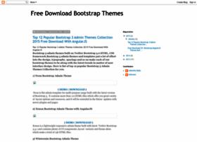 freedownloadbootstrapthemes.blogspot.in