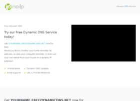freedynamicdns.net