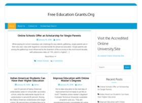 freeeducationgrants.org