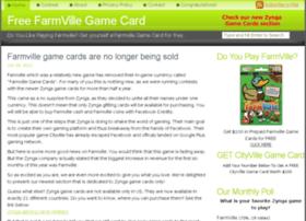 freefarmvillegamecard.com