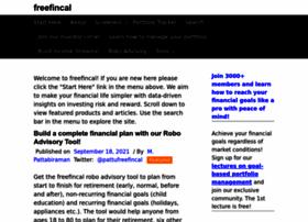freefincal.com