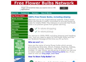 freeflowerbulbs.com