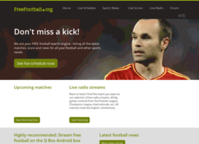 freefootball.org