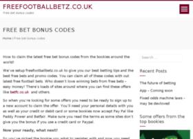 freefootballbetz.co.uk