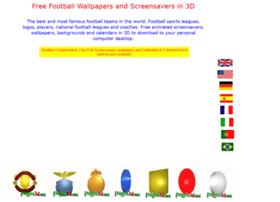 freefootballwallpapersscreensavers.pages3d.net