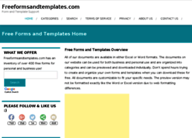 freeformsandtemplates.com