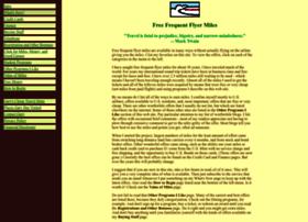 freefrequentflyermiles.com