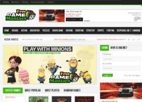 freegamemaniacs.com