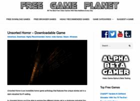 freegameplanet.com